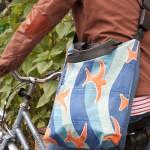 Tasche aus Luftmatraze & Autogurt
