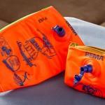 Tascherl aus Schwimmflügerl